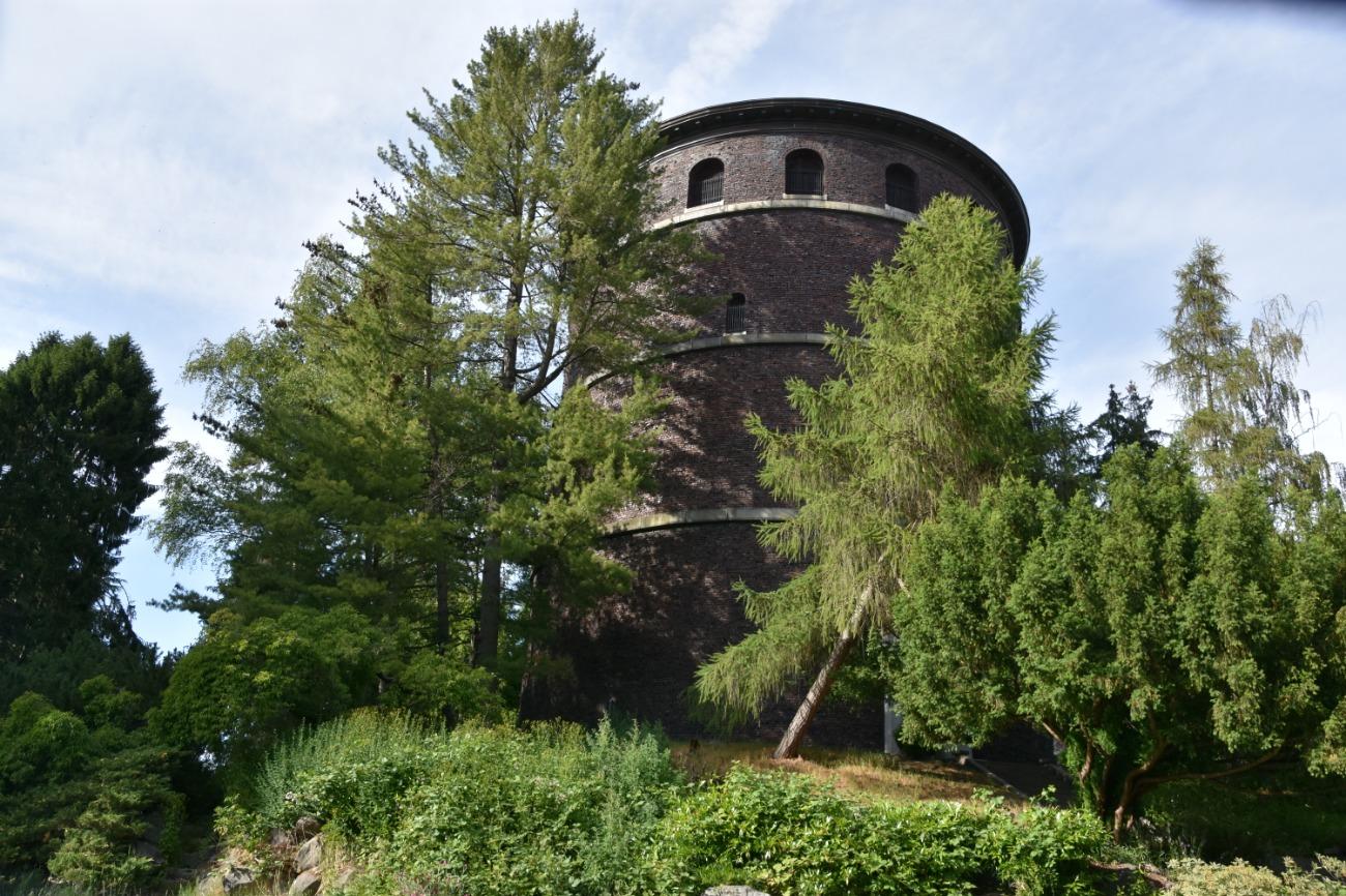 Water Tower at Volunteer Park Seattle
