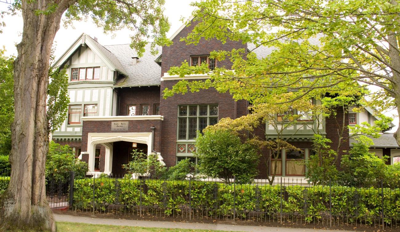 Shafer Baillie Mansion Exterior