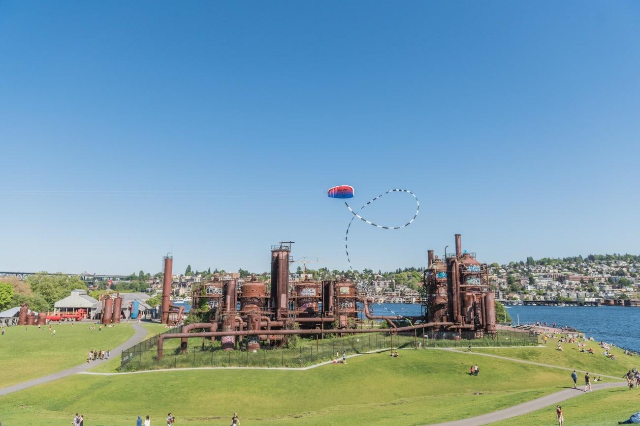 Gas Works Park Seattle, WA